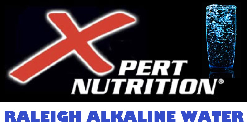 Xpert Nutrition's Alkaline Water Station in Raleigh, NC